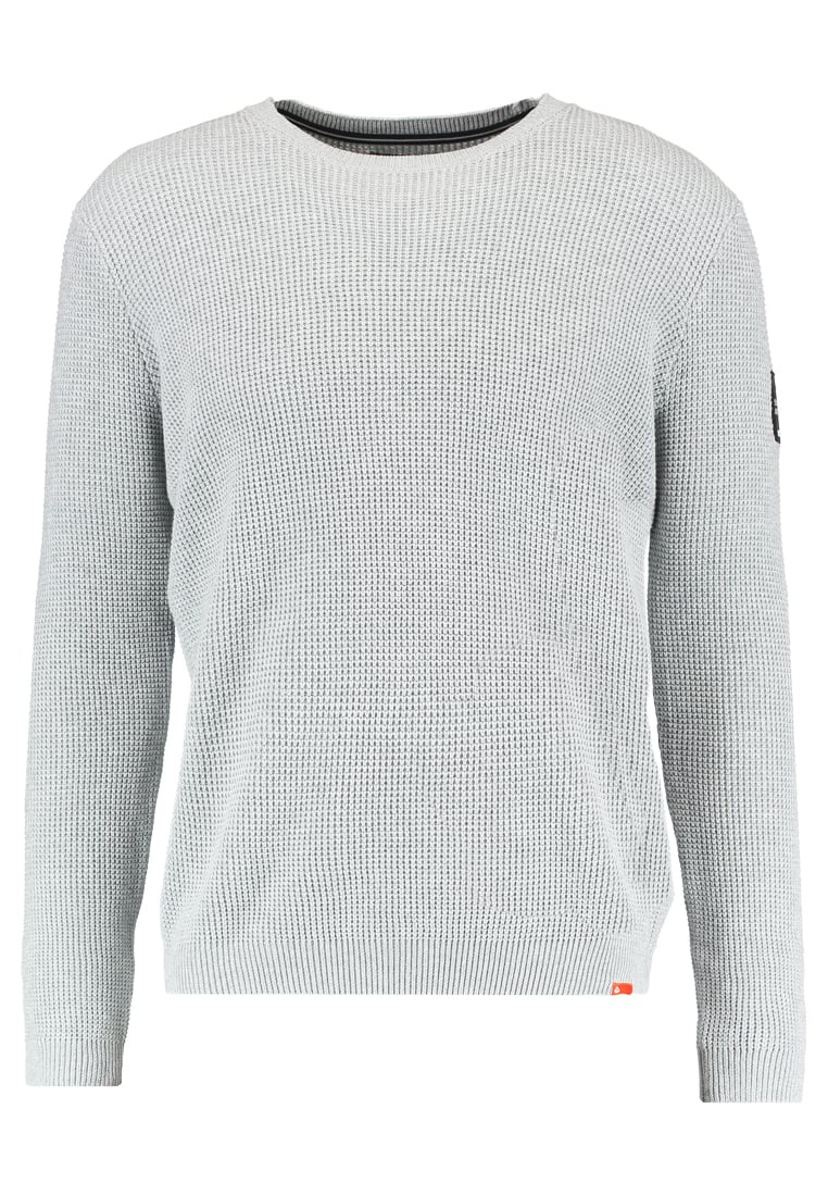 Sail Racing CREWNECK Sweter grey - 1731430