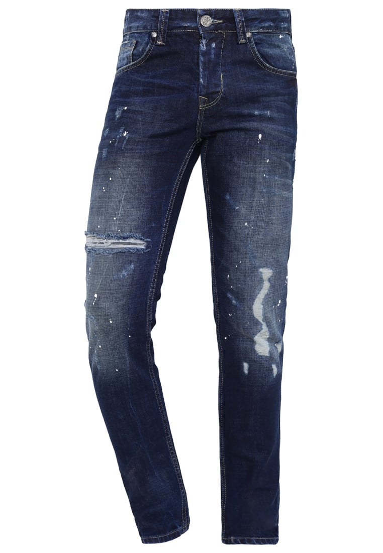fortyfour Jeansy Slim fit blue - 3002