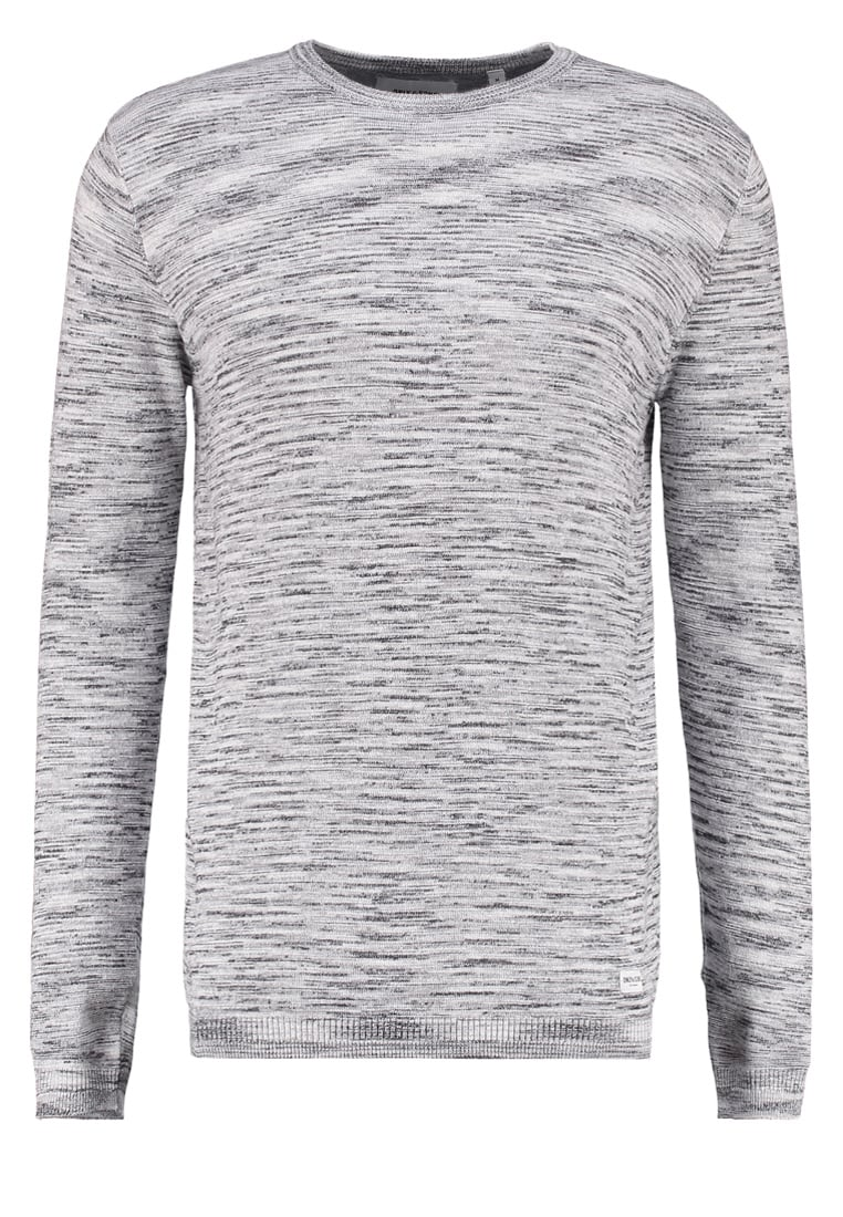 Only & Sons ONSABACAS Sweter porpoise - 22005090