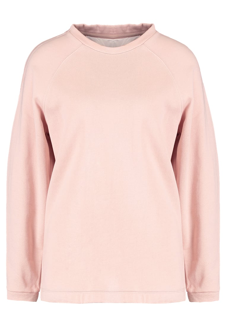Finery DUTTON Bluza shell pink - Dutton Lace Back Sweat