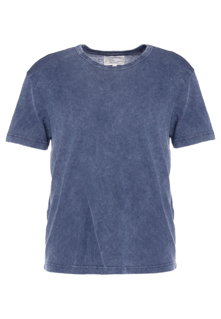 Current/Elliott CLASSIC FIT BOUND Tshirt basic fog moon - M3099-0179
