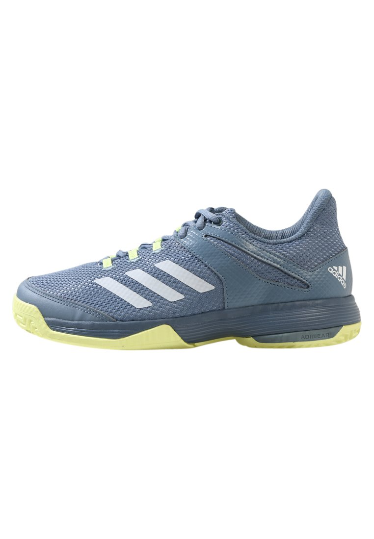 adidas Performance ADIZERO CLUB Buty multicourt blue - EFX78