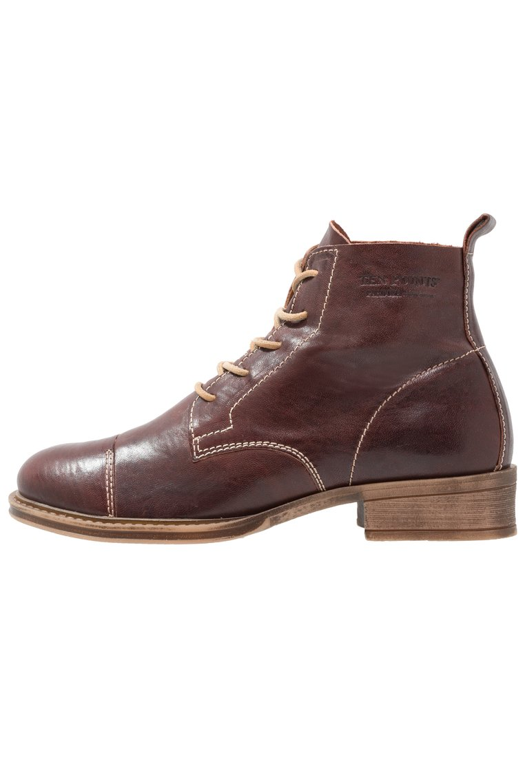 Ten Points Ankle boot brown - 125007