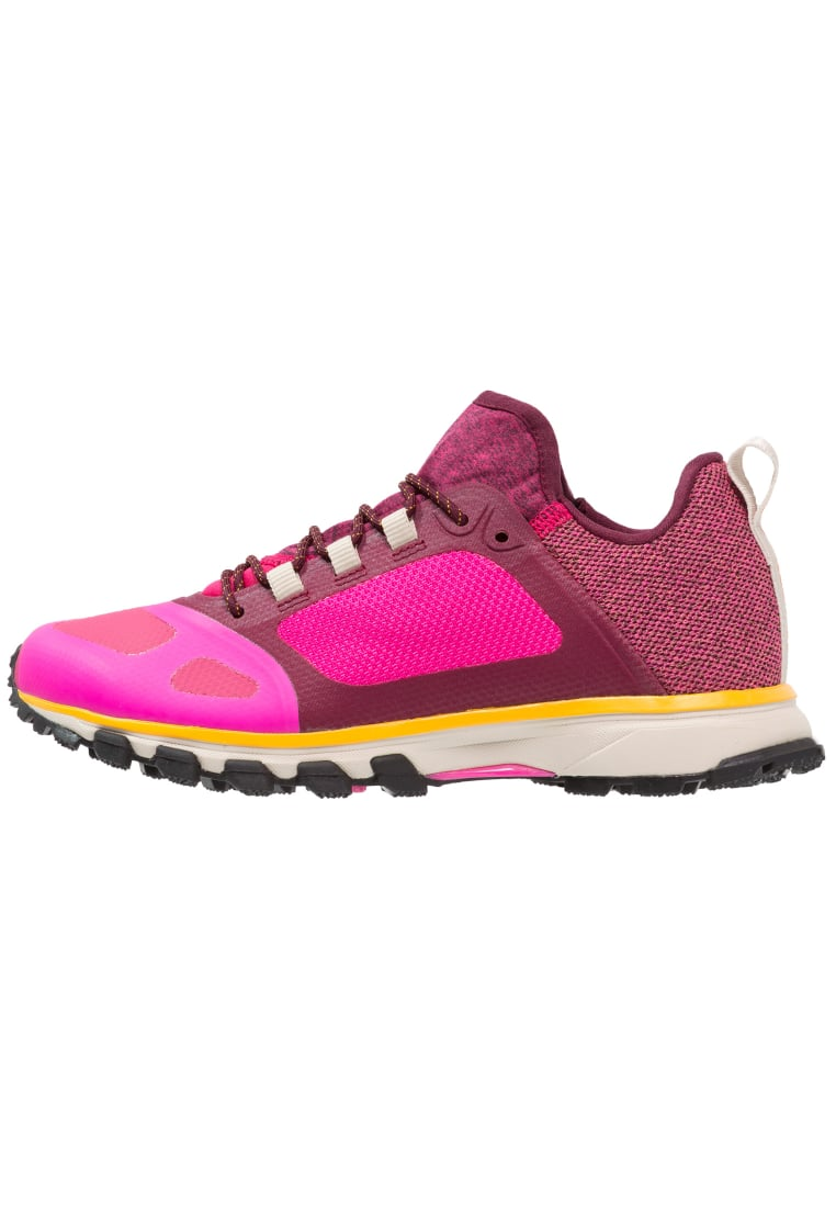 adidas by Stella McCartney ADIZERO XT Tenisówki i Trampki shock pink/ruby red/cherry wood - BEH17