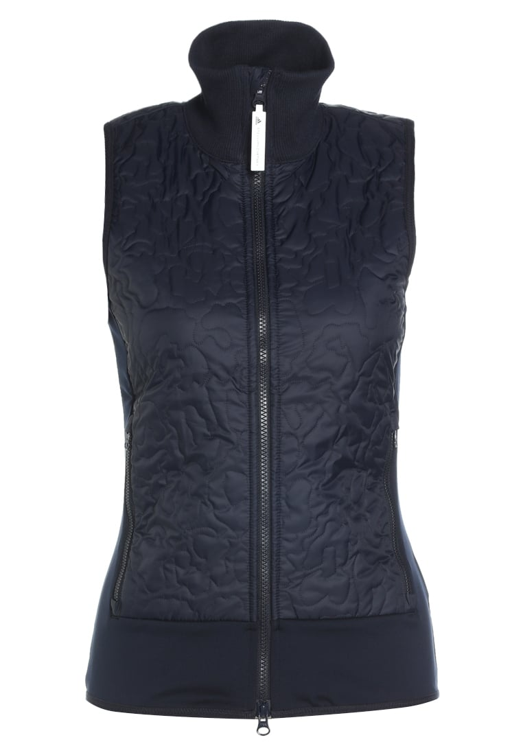 adidas by Stella McCartney RUN GILET Kamizelka legblu - DST07