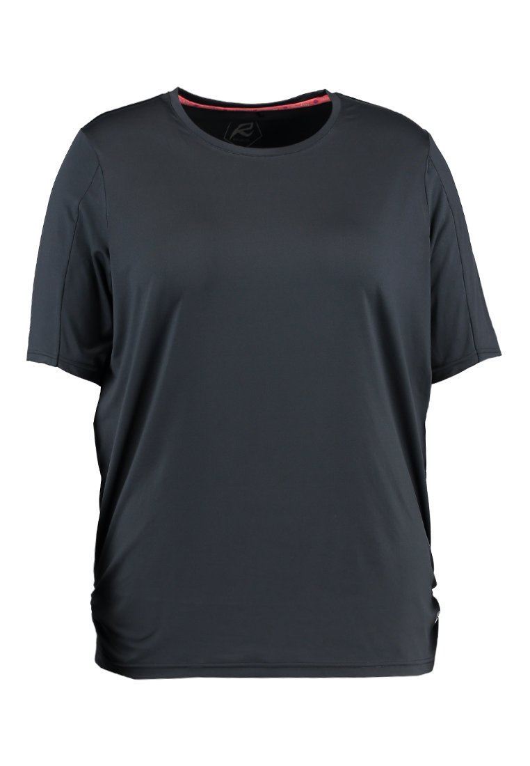 Raiski MILLY Tshirt basic dark grey - 092-1895