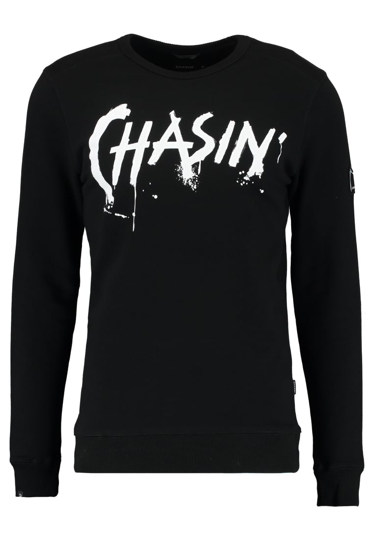 Chasin' LOW Bluza black - 4111219091