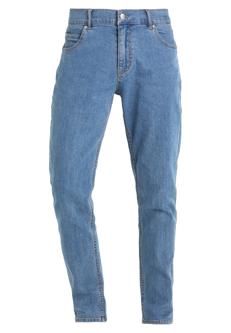 We are Cph CANTONA Jeansy Slim fit light blue washed - W00004003