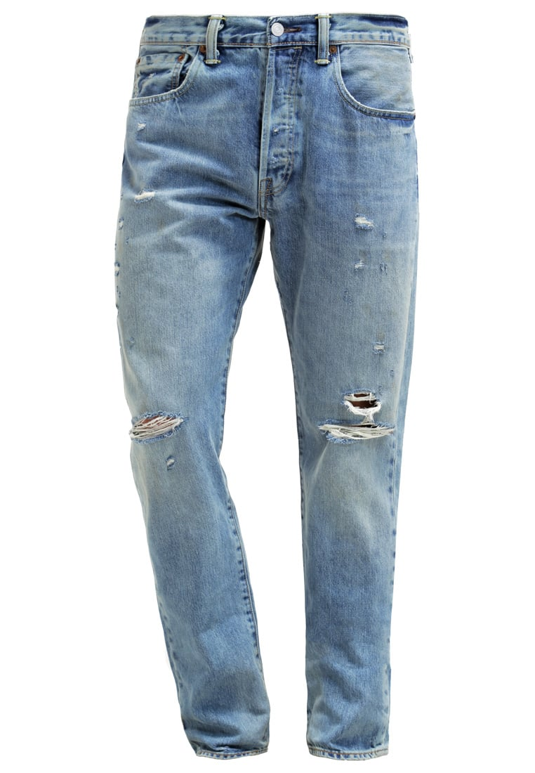 Levi's® 501 CT Jeansy Relaxed fit dirty dawn - 18173
