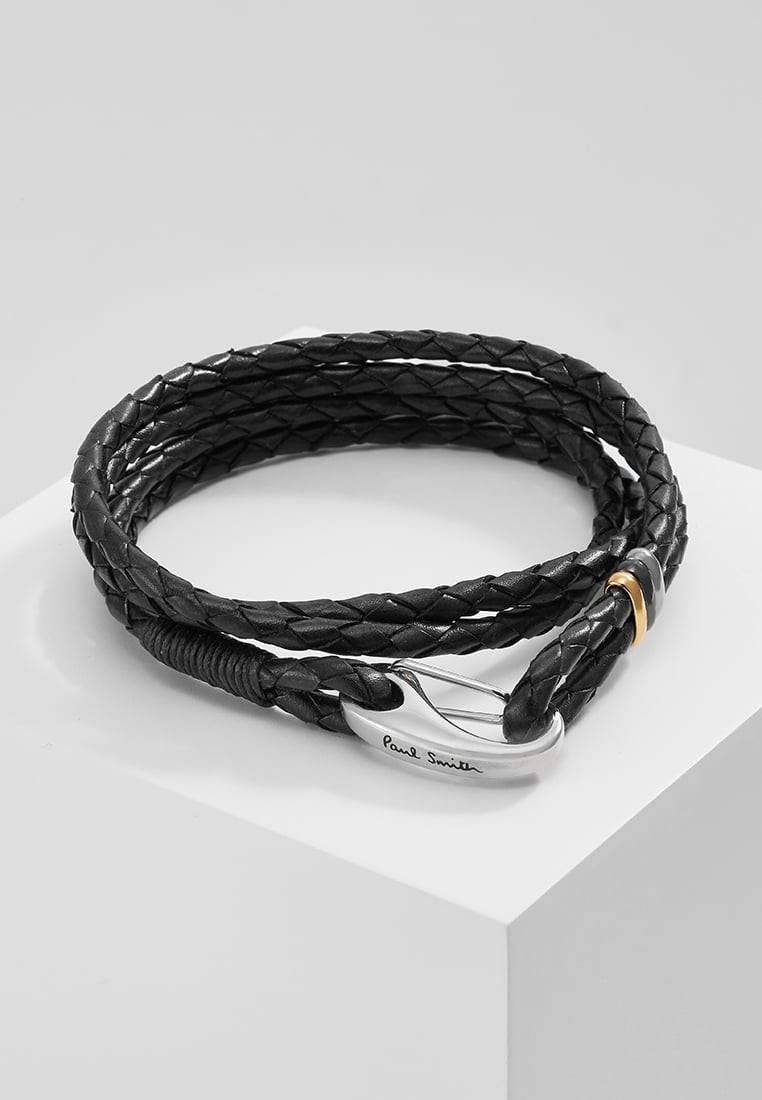 Paul Smith Bransoletka black - ATPCBracWrap