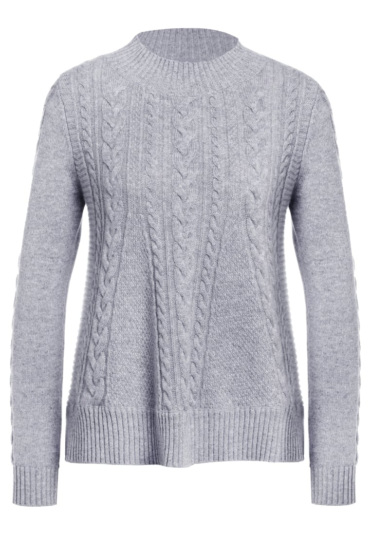 FTC Cashmere ALINE Sweter opal grey - 680-0230