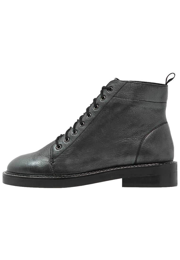 Office AFTER Ankle boot pewter - AFTER-26481