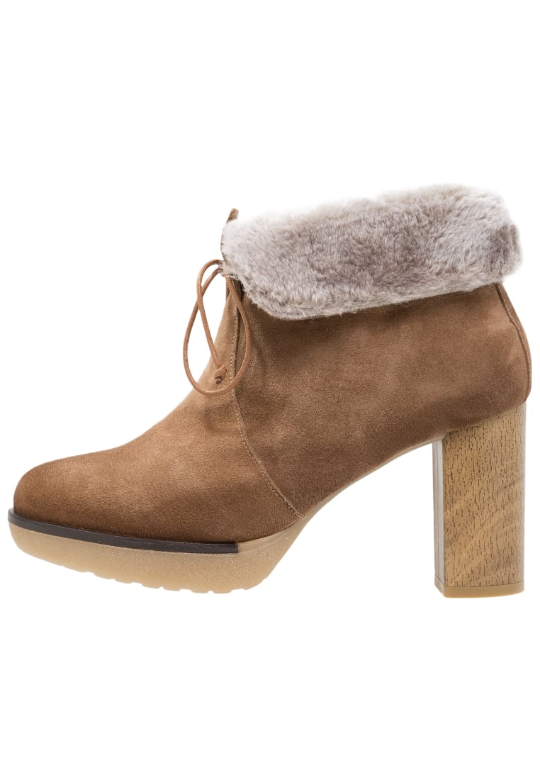 Scapa Ankle boot camel - 21/230CR
