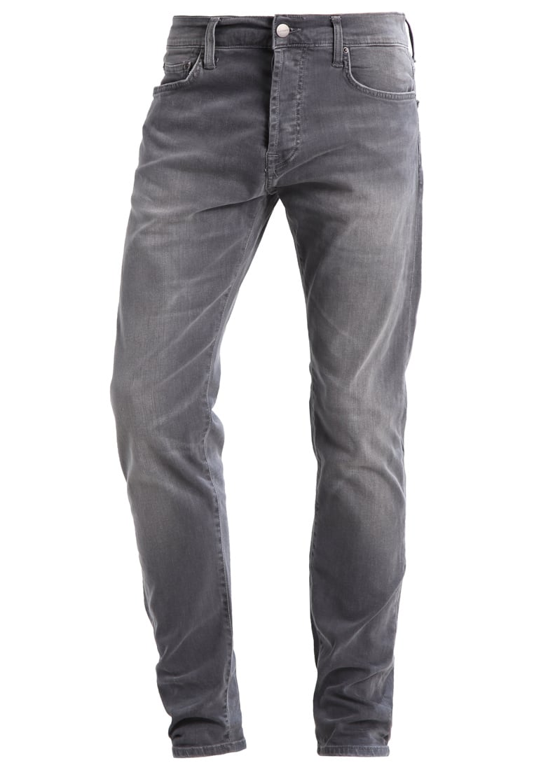 Carhartt WIP KLONDIKE GRENADA Jeansy Relaxed fit grey gravel washed - I023023