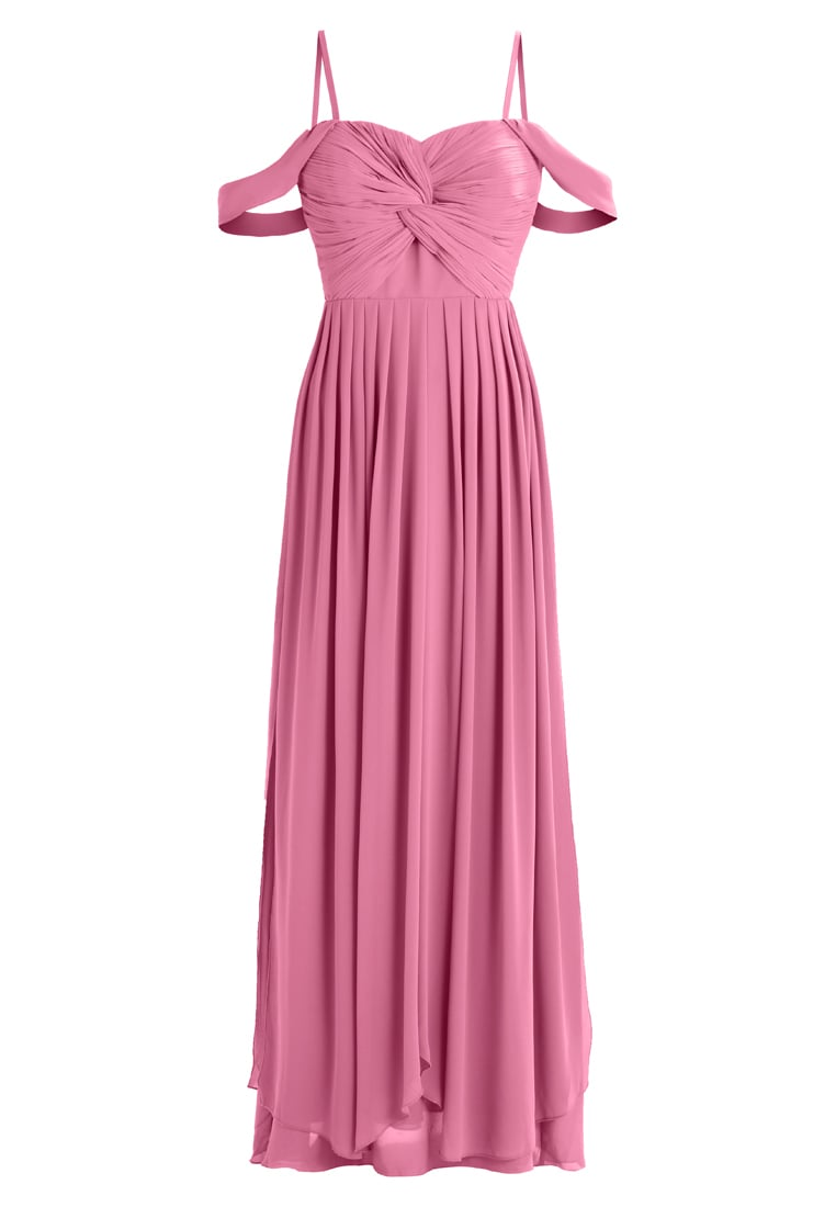 YAS BRIDAL YASMOLLY COLD SHOULDER MAXI DRESS Suknia balowa deauville mauve - 26010122