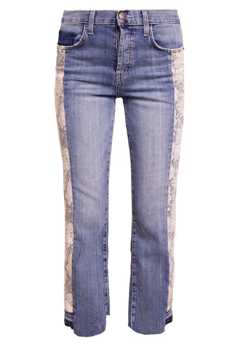 Current/Elliott Jeansy Straight leg light blue denim - 1905-0400
