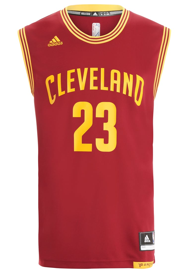 adidas Performance INT REPLICA Top NBA CLEVELAND CAVALIERS - FL728