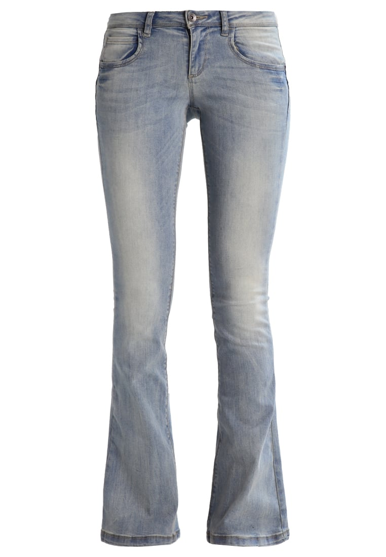 Benetton Jeansy Dzwony light blue - 4AL1572V5