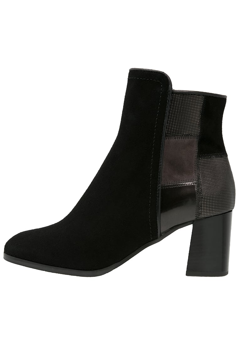 Maripé Ankle boot nero/metal - 23578