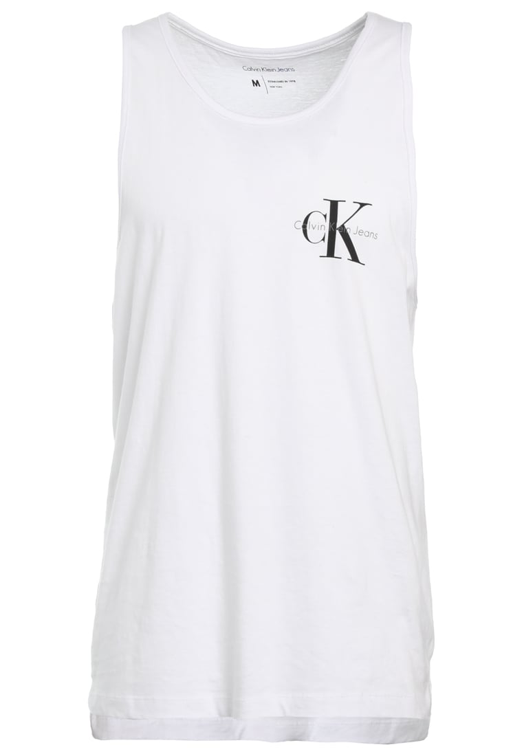 Calvin Klein Jeans TRUE ICON Top white - J30J304580