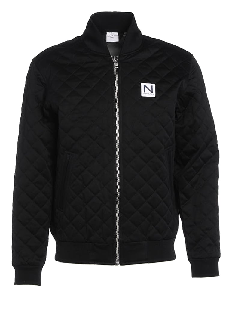 New Black DIAMOND Kurtka Bomber black - Diamond Jacket
