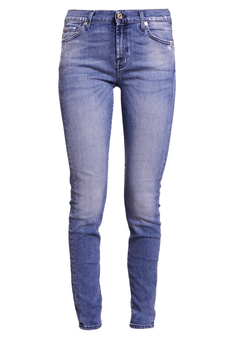7 for all mankind Jeansy Slim fit vintage mid - SWT44A0FA