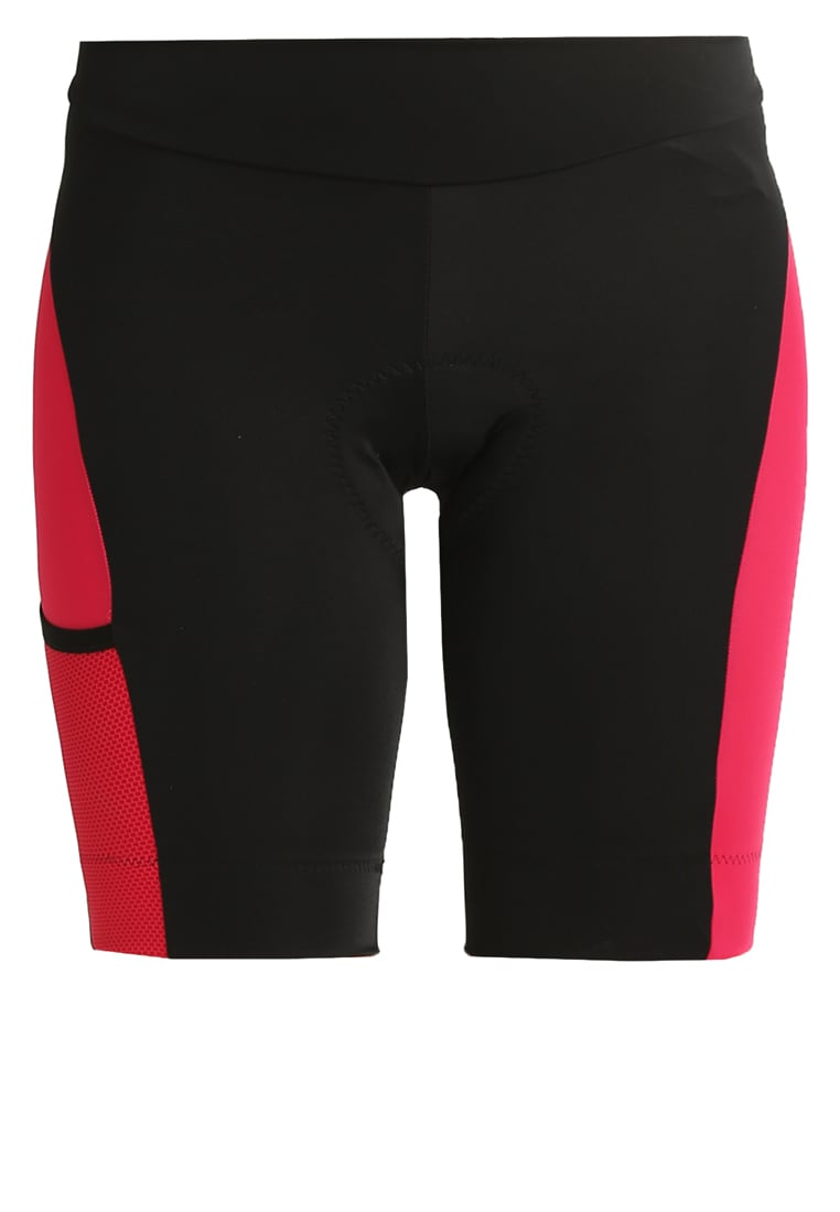 Gore Bike Wear ELEMENT Legginsy black/jazzy pink - TLELET