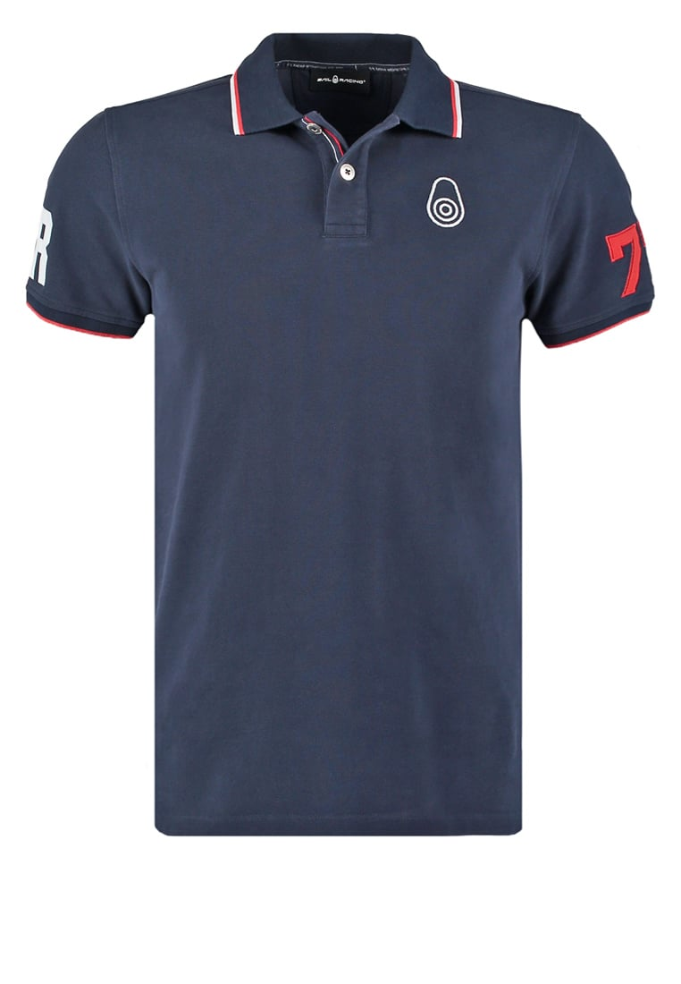 Sail Racing GRINDER Koszulka polo navy - 1611524