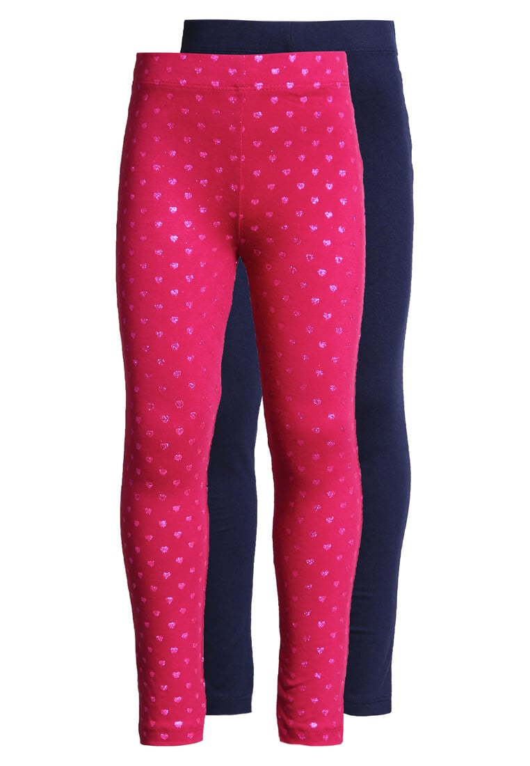 Emoi 2PACK Legginsy sangria/dress blues - 128163