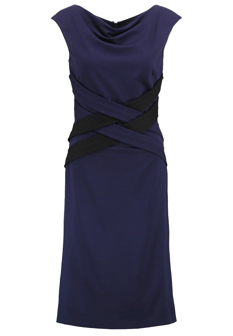 Escada DISABELL Sukienka z dżerseju midnight blue - 5020743