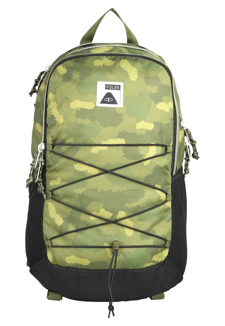 POLER EXPEDITION PACK Plecak green furry - 712060