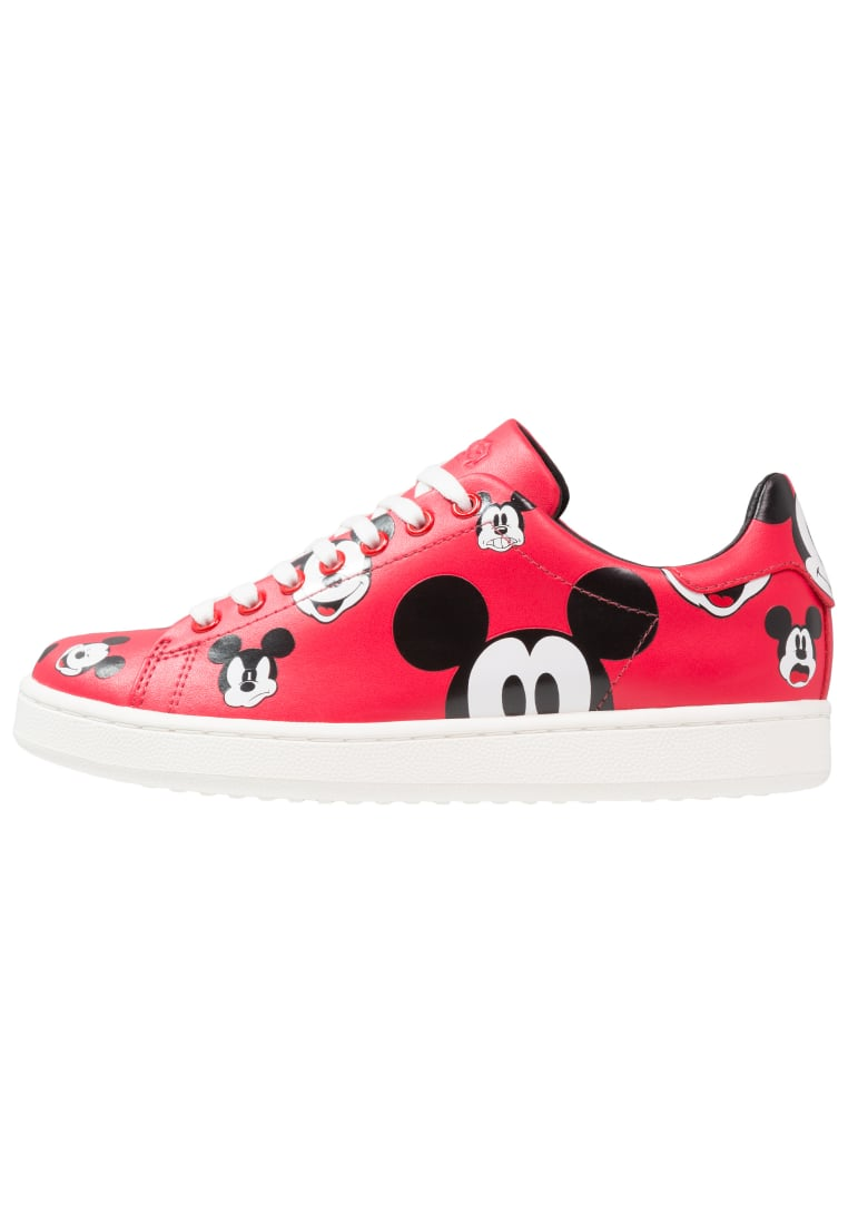 MOA Master of Arts DISNEY Tenisówki i Trampki red - MD17