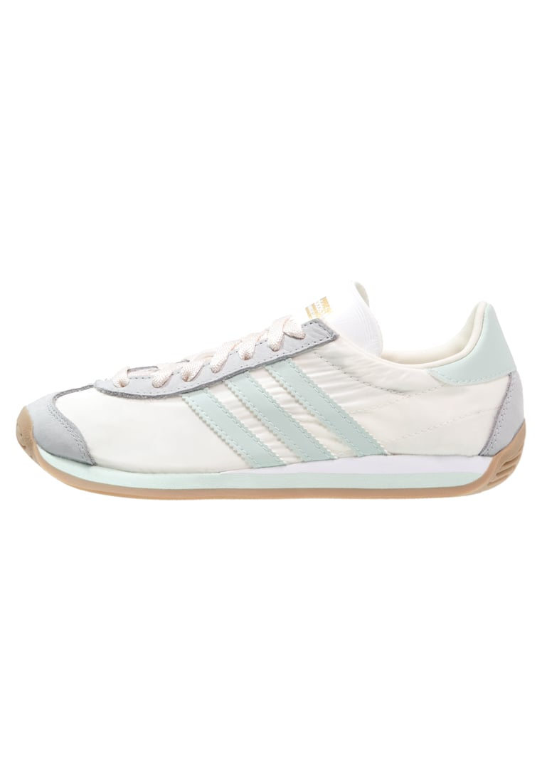 adidas Originals COUNTRY OG Tenisówki i Trampki chalk white/vapour green - KED25