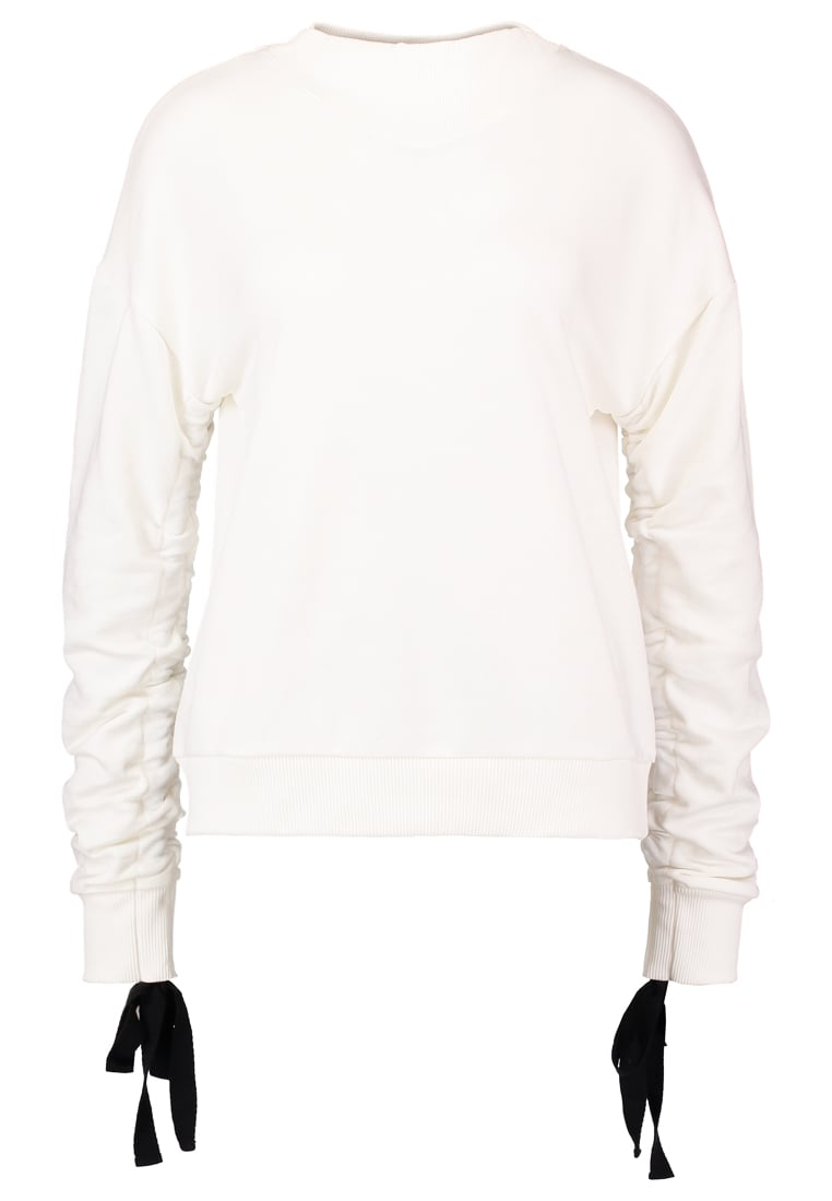 Topshop BOUTIQUE Bluza off white - 25J37LWHT