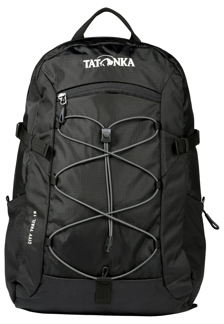 Tatonka CITY TRAIL 19 Plecak black - 1621