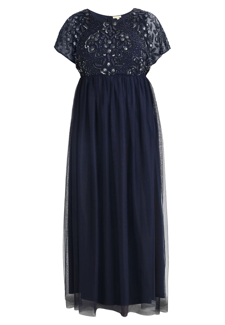 Frock and Frill Curve EMBELLISHED Suknia balowa navy - FFLW91