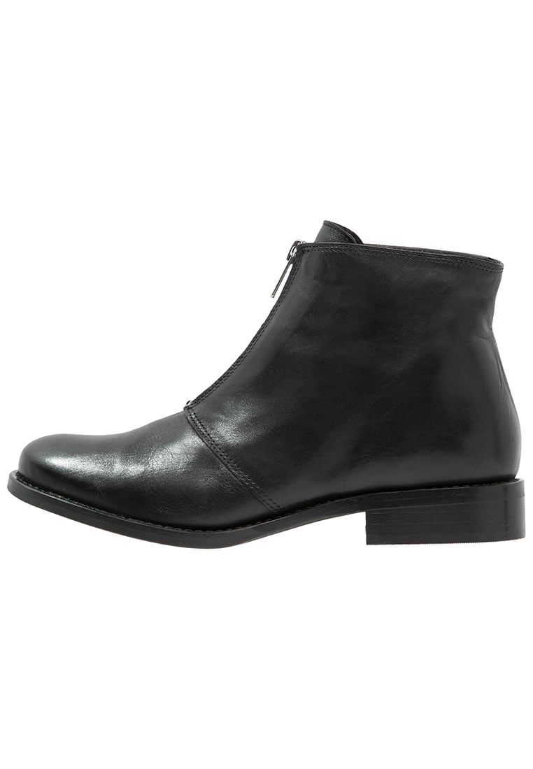 Bianco Ankle boot black - 27-49123