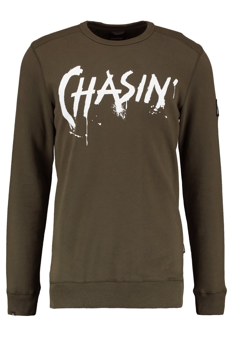 Chasin' LOW Bluza army - 4111219091