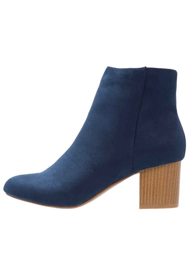 Dorothy Perkins ALISTER Ankle boot navy blue - 19957530