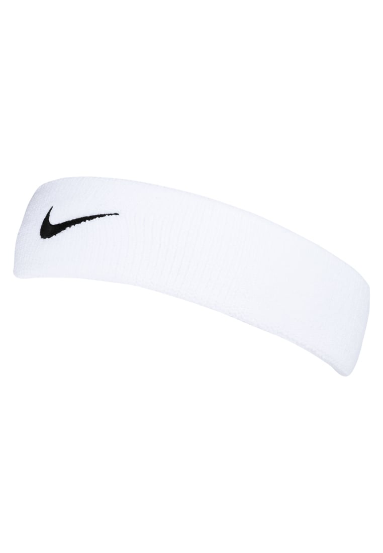 Nike Performance Opaska z froty white/black - 9381/14
