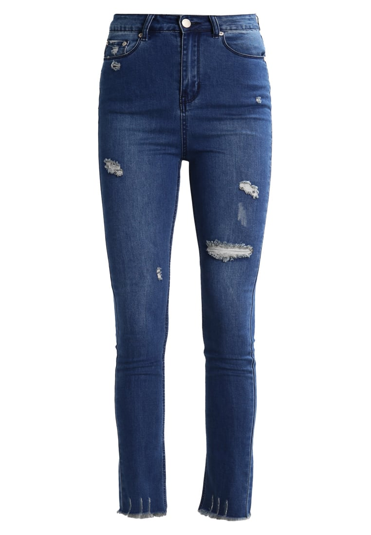 Glamorous Tall Jeansy Bootcut mid blue denim - AC1412T