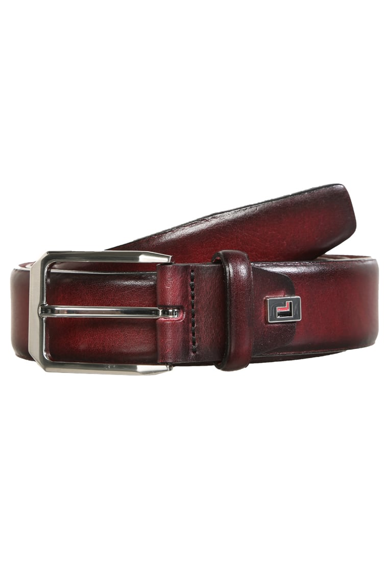 Lloyd Men's Belts Pasek bordeaux - 1384