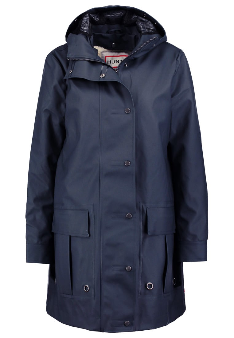 Hunter FISHING Parka navy - WRO1137SAE