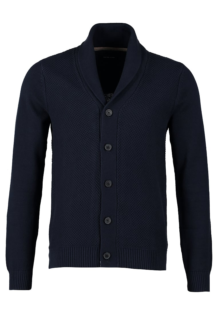 Selected Homme BATES Kardigan navy blazer - 16037406