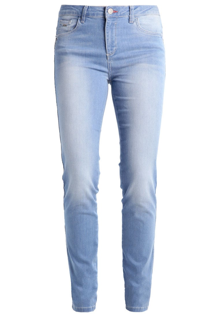 H.I.S MARYLIN Jeansy Slim fit pure ultra light blue - 101177