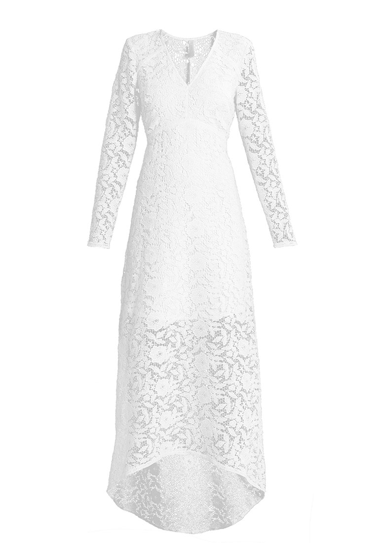 YAS BRIDAL YASLINE DRESS Suknia balowa white - 26011271