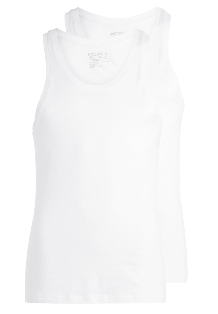 HOM 2 PACK Top white - 400569