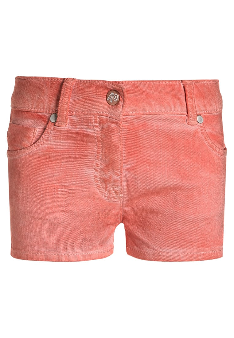 American Outfitters Szorty jeansowe coral - 116-1600