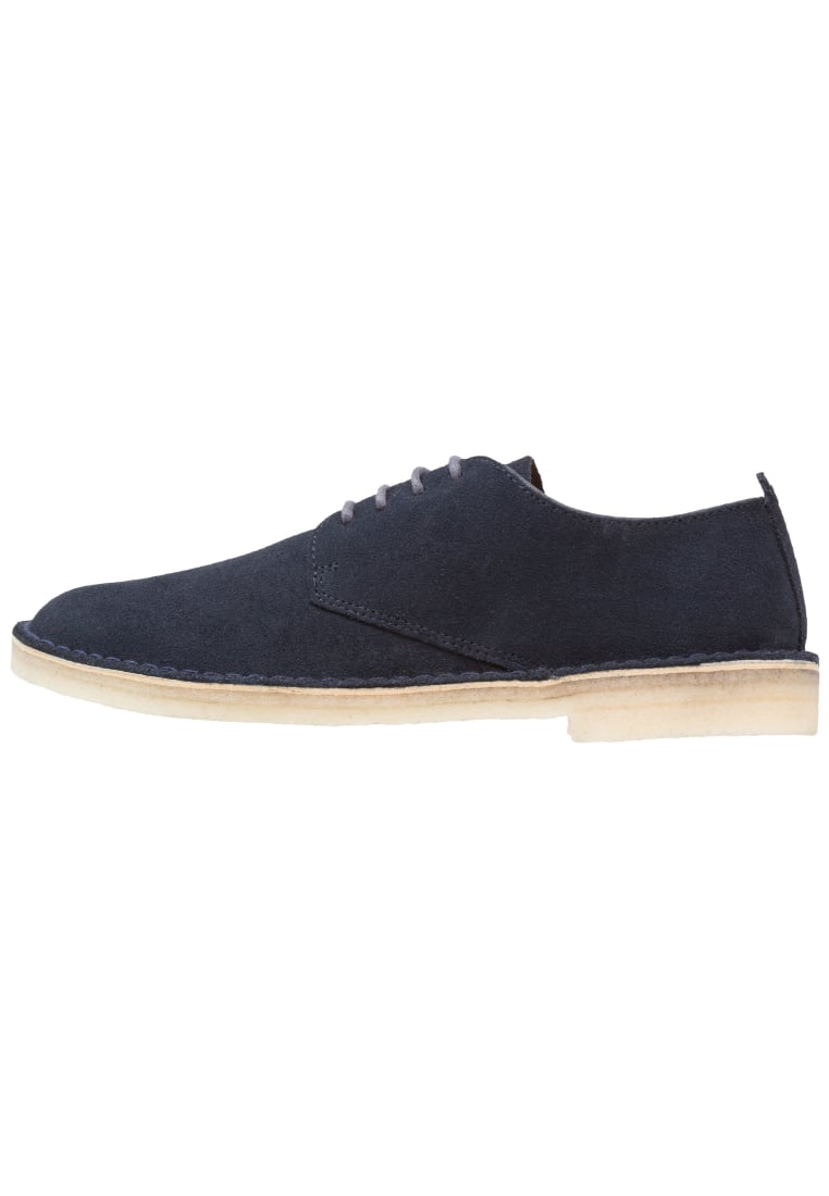 Clarks Originals LONDON Oksfordki midnight - 26122624