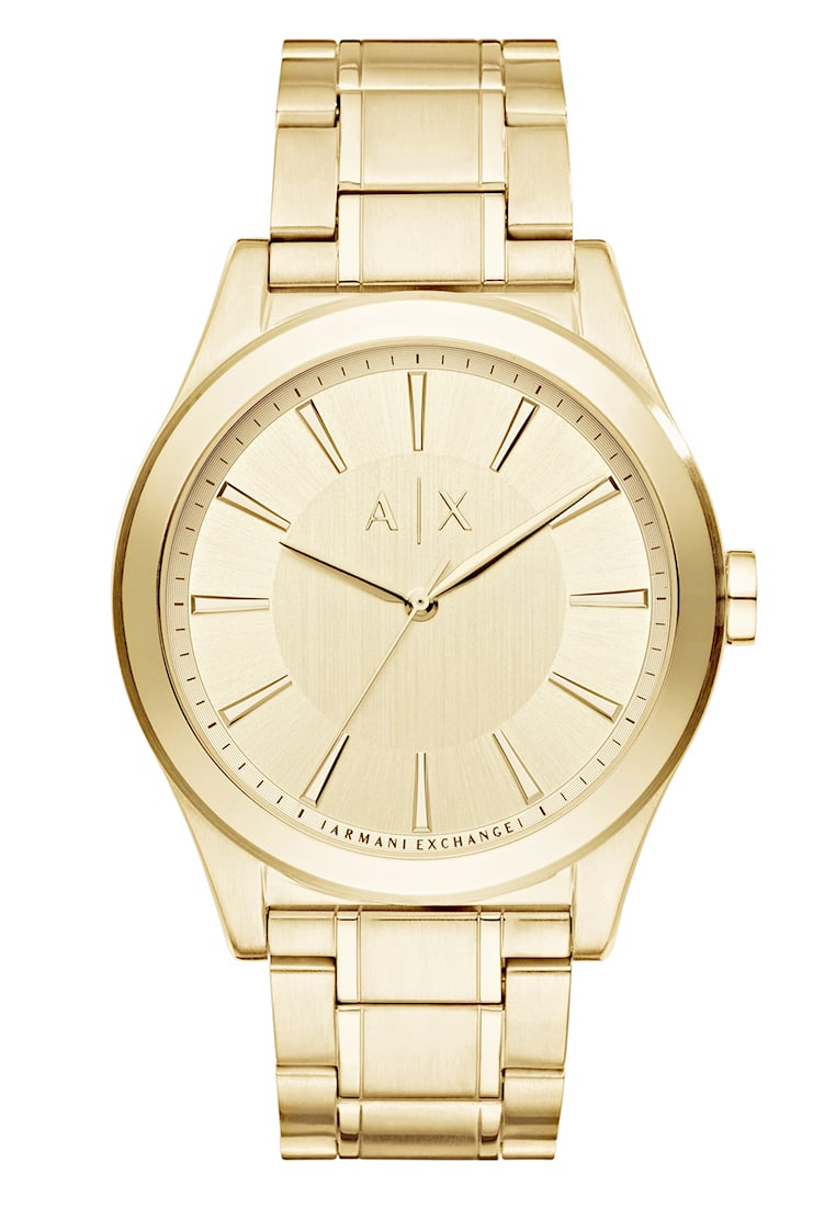 Armani Exchange Zegarek goldcoloured - AX2321